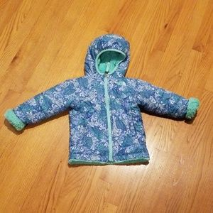 The North Face Mossbud Reversible Winter Coat 3T